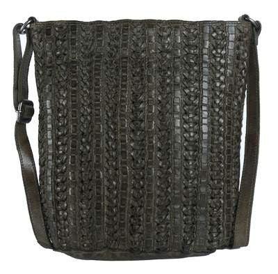 Latico Leather Wallace Crossbody Bag
