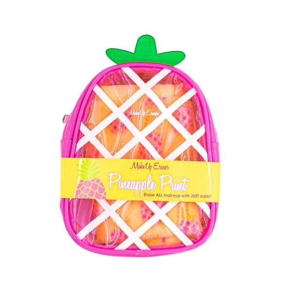 Makeup Eraser Pineapple Print with Case