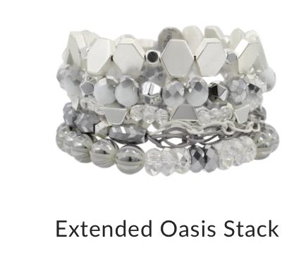 Erimish Bracelet Extended Set
