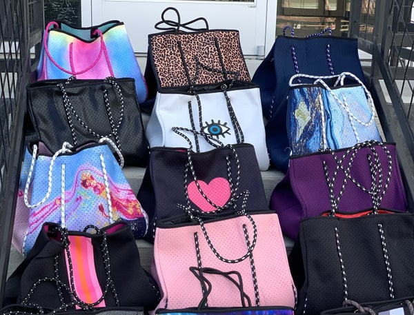 Neoprene Bags with Coin Purse