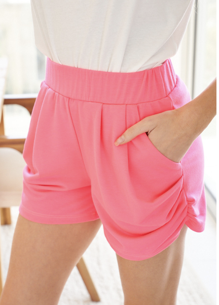 Perfect Fit Harem Shorts