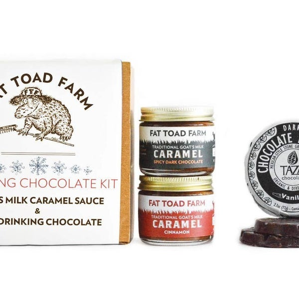 **DAILY DEAL** Gourmet Winter Drinking Chocolate