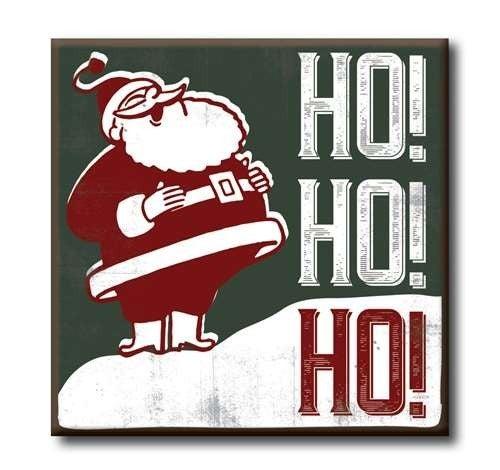 My Word Vintage Christmas Cheer Chunkie Signs