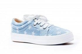 Corky's Pina Colada Platform Sneaker