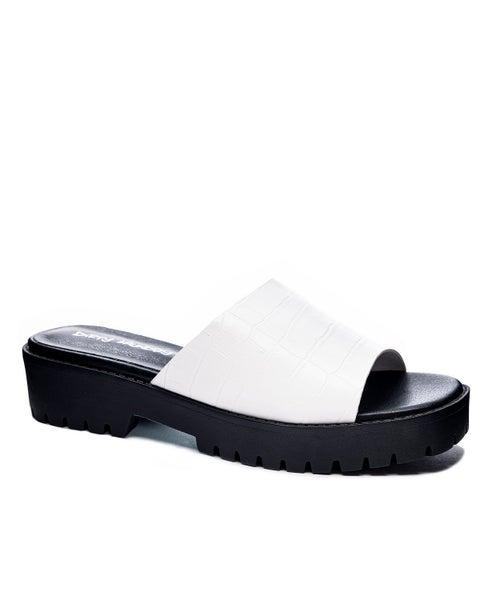Dirty Laundry Respect Sandal