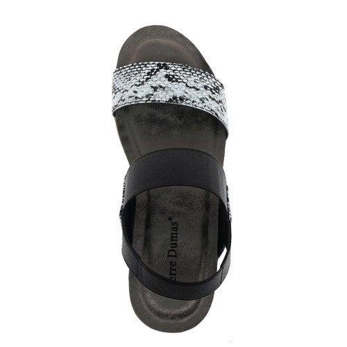 Pierre Dumas Code Sandals