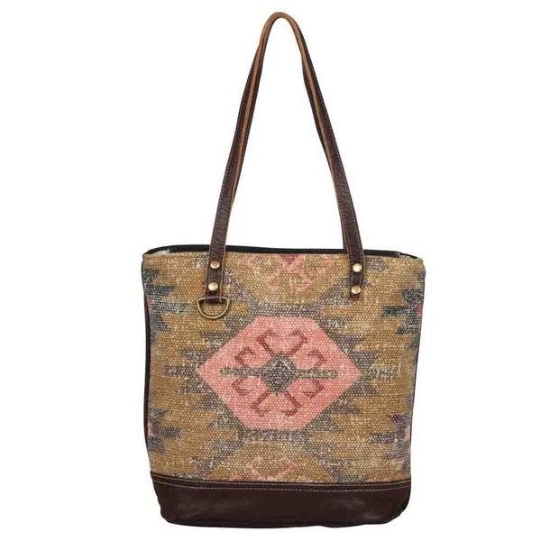 Myra Fluke Tote Bag