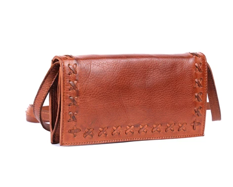 "Latico Leather ""Carissa"" Wallet/Crossbody"