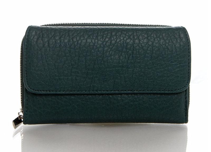 Zip Around Continental Wallet