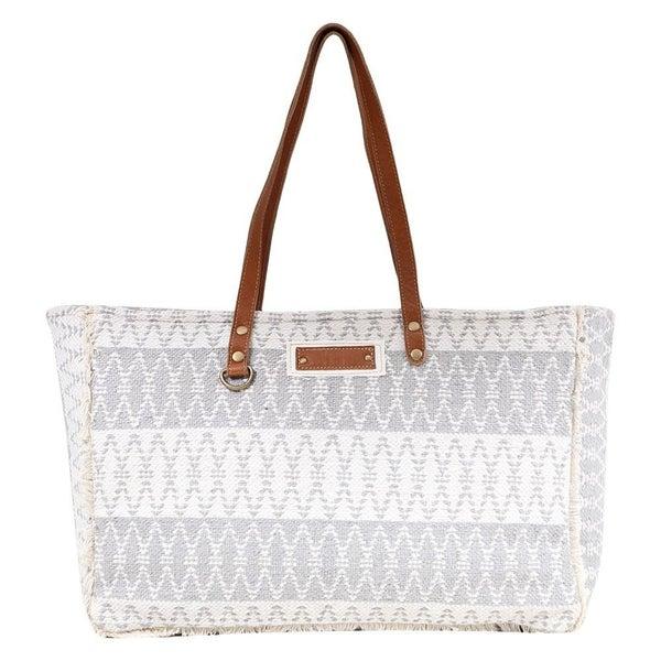 Myra Snowy Weekender Bag