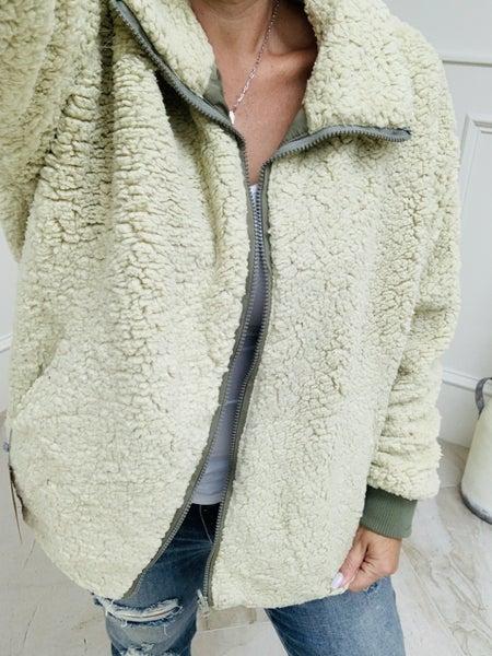 Kori America Reversible Fur Jacket