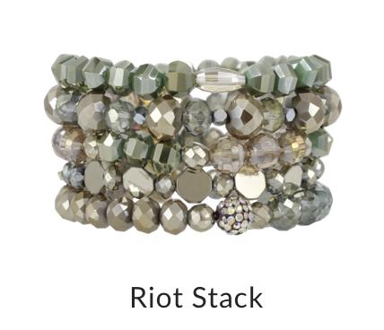 Erimish Stack Bracelet Set Regular