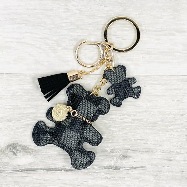 Lacey Bear Keychain