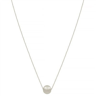 """Single Ball 16"""" - 18"""" Necklace"""
