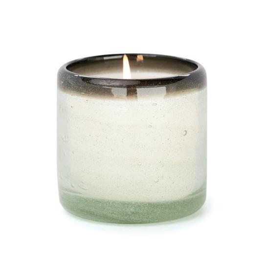 La Playa 9 oz. Bubble Glass Candle