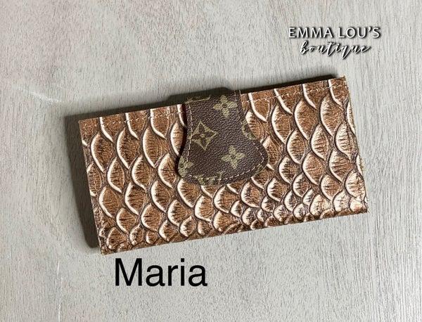 Keep It Gypsy Designer Embellished Credit Card Wallet