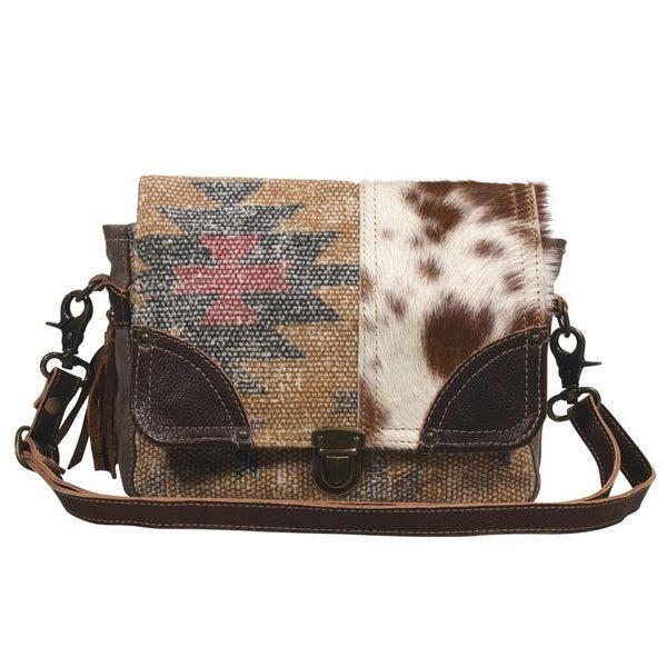 Myra Rugged Messenger Bag
