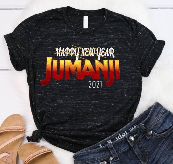 2021 Jumanji Pre-Order