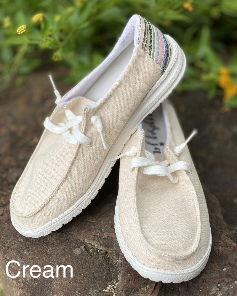 """Gypsy Jazz """"Poppy"""" Shoes"""