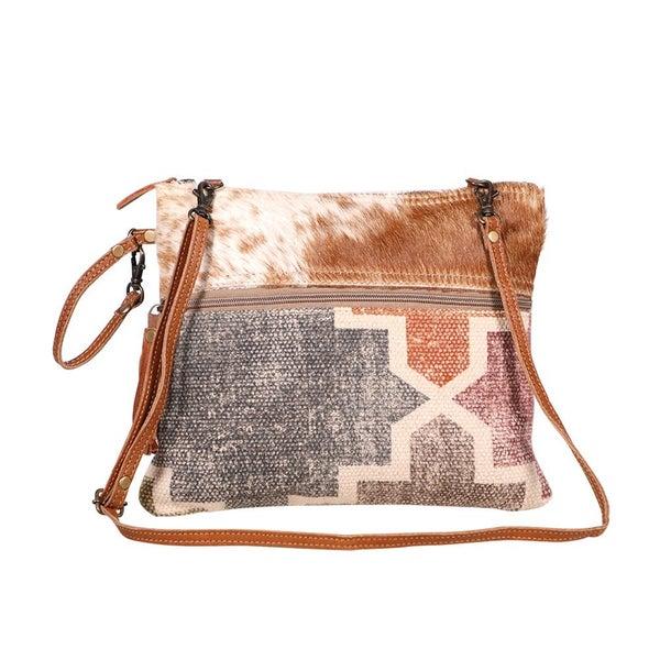 Myra Distinctive Small Crossbody Bag - Dallas