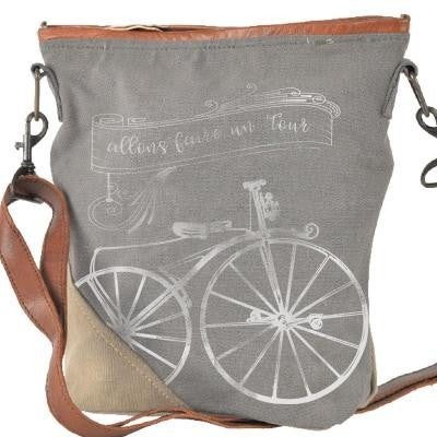 Going For A Ride Crossbody Bag