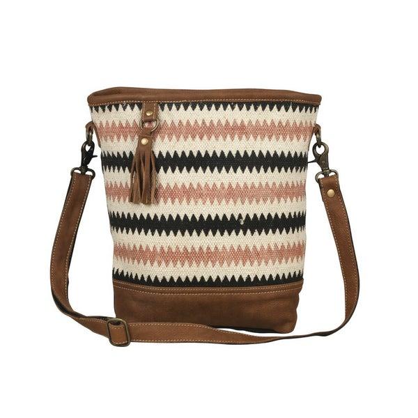 Myra Heartbeat Shoulder Bag