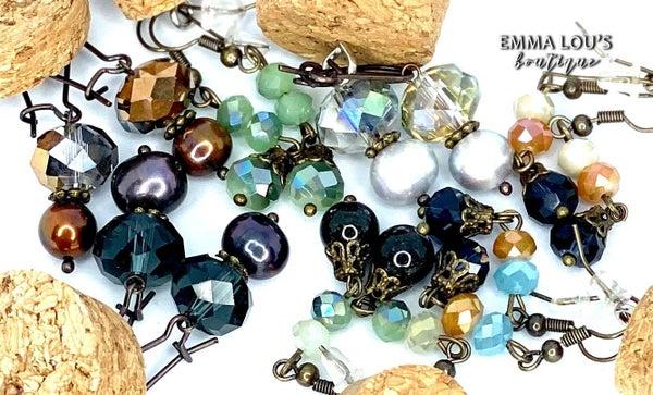 "Melania Clara ""Anna' Earrings"