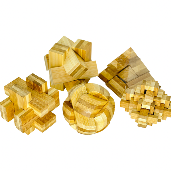 Bamboo Puzzles