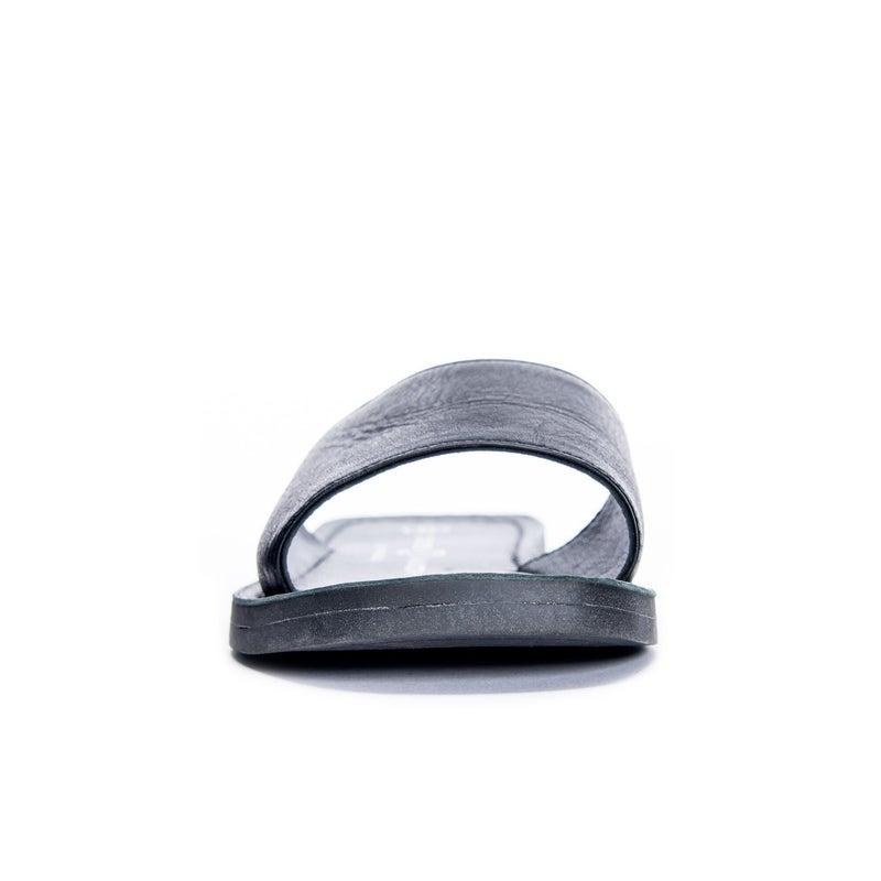 Chinese Laundry Moonshine Leather Slip On Sandals