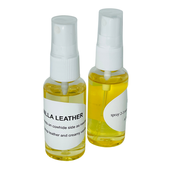 Rescent It Spray Leather Line