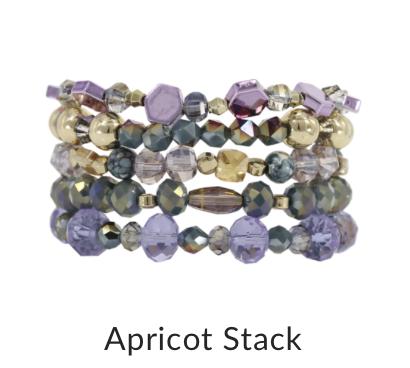 Erimish Stack Bracelet Sets Reg & Extended