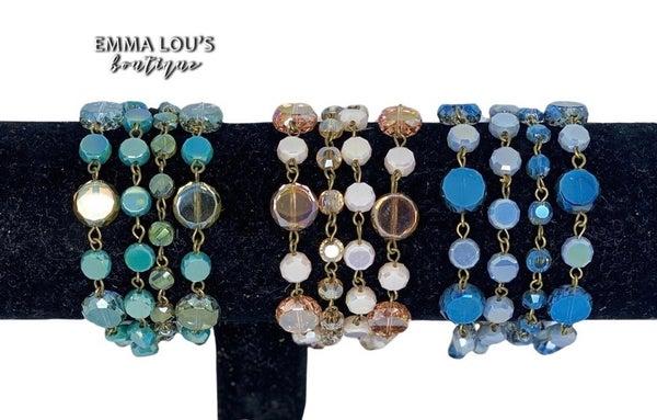 "Melania Clara ""Ivy"" Bracelet"