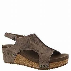 Corkys Volta Wedge Sandal