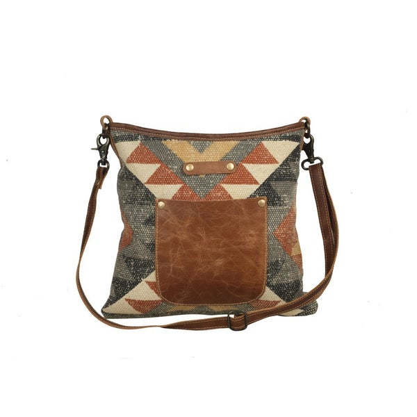 Myra Angle Tangle Shoulder Bag