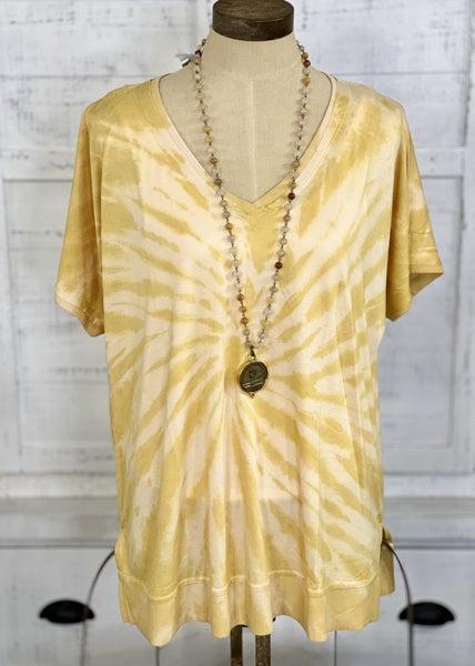 Swirl Tie Dye T-Shirts
