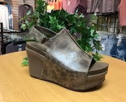 Corkys Claudette Wedge