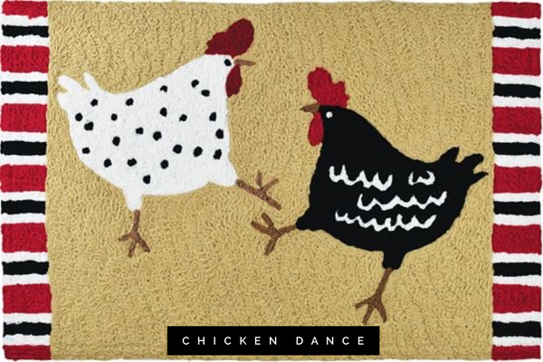"""Decorative Rug for Indoors and Outdoors 20"""" x 30"""""""
