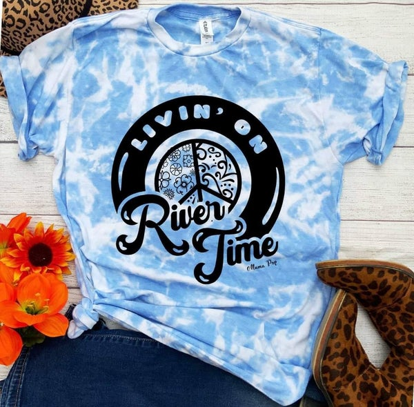 River Time Graphic Tee Preorder