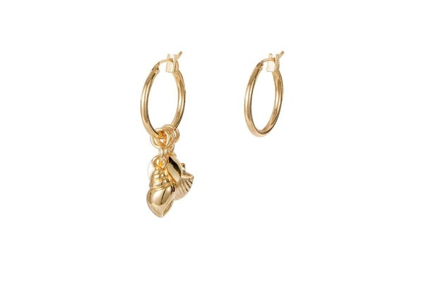 "Melania Clara ""Marine"" Earrings"