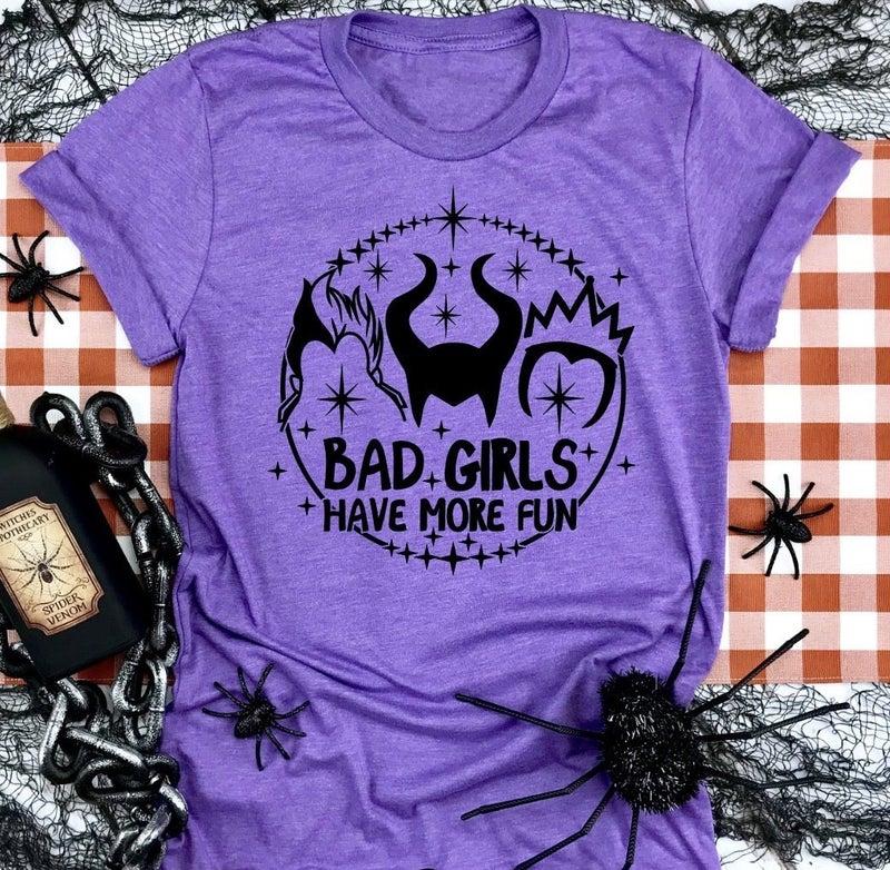 Bad Girls Have More Fun!