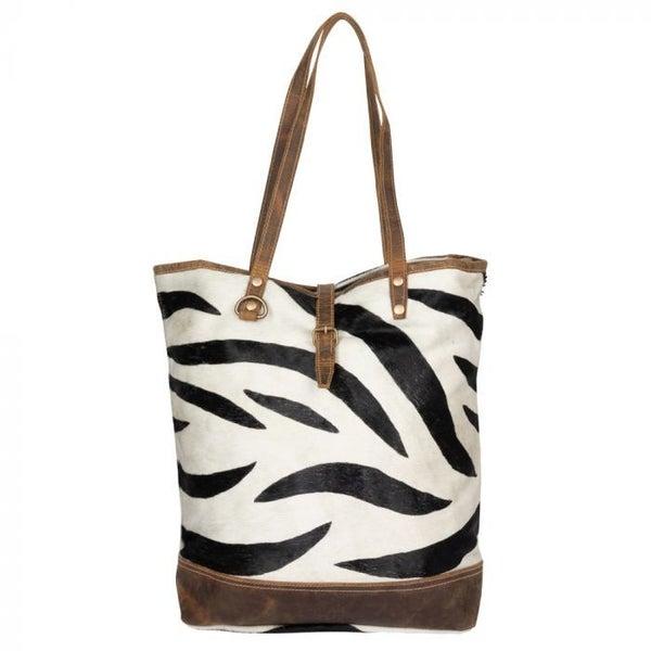 Myra Fierce Desire Tote Bag