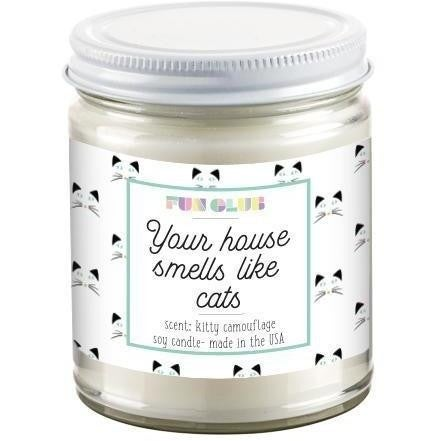 Your House Smells Candle