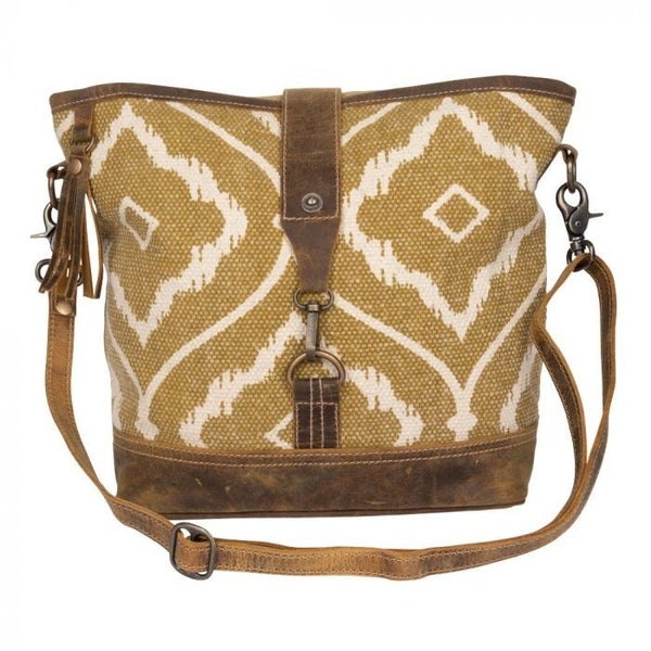 MYRA BROWN AESTHETICS SHOULDER BAG