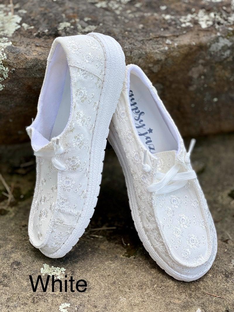 """Gypsy Jazz """"Hooray"""" Shoes"""