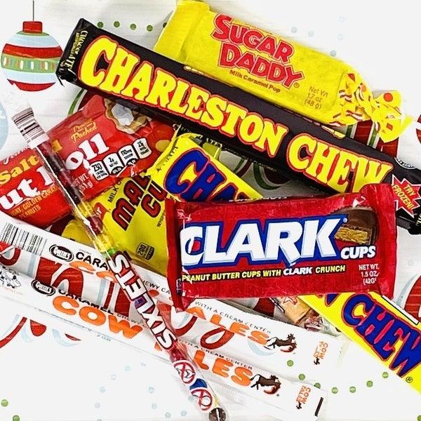 Nostalgic Chocolate Candy