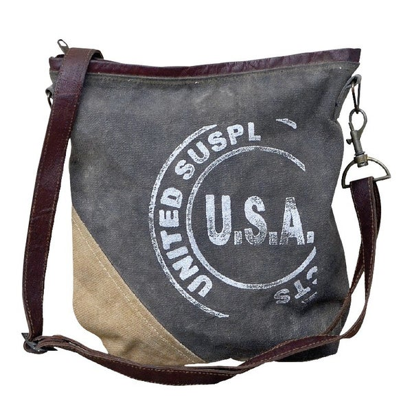 United USA Messenger Bag