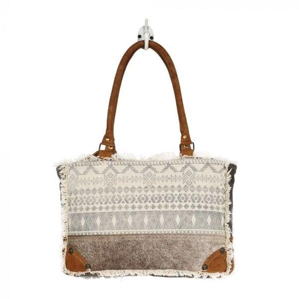 Myra Button Strap Crossbody Bag