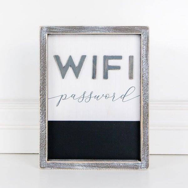 8 x 10 Wood Framed Signs