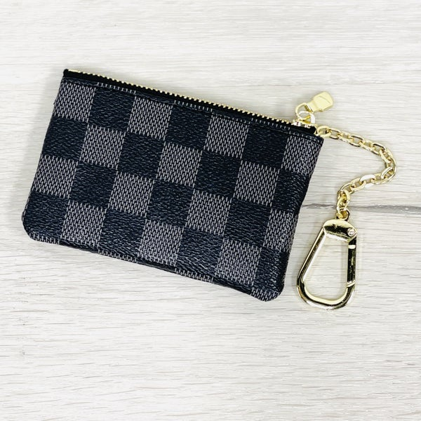 Lacey Key Pouch