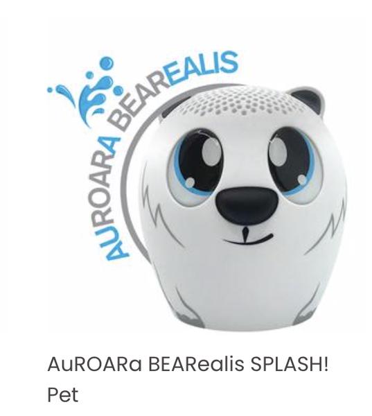 SplashProof Audio Bluetooth Speaker Large Size
